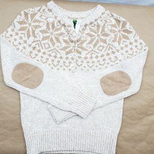 C Wonder Fair Isle Sweater